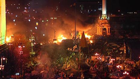 14b18 La policia carga a sangre y fuego en Kiev Uti 465