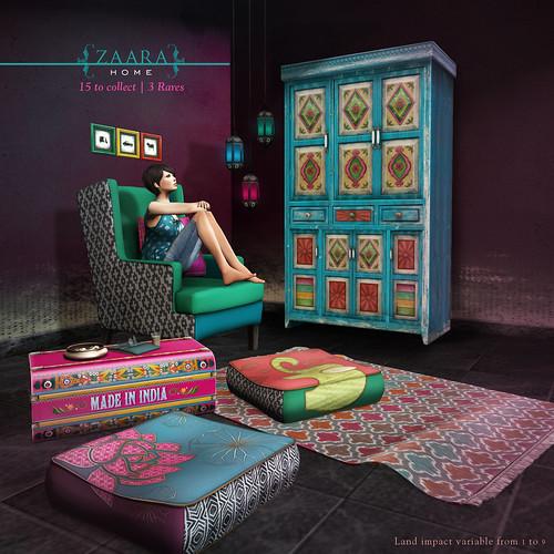 Zaara : Arcade March 2014