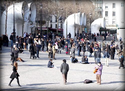 Urban Chronicles ~ Paris ~ MjYj by MjYj