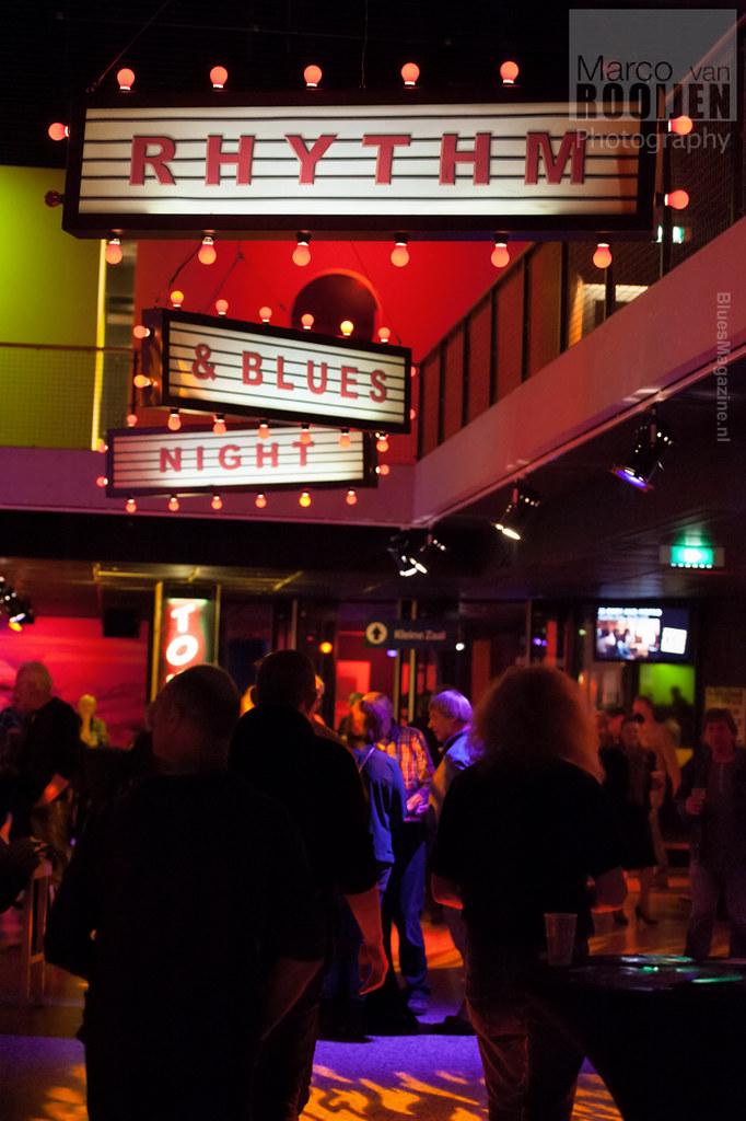 Rhythm & Blues Night 2014