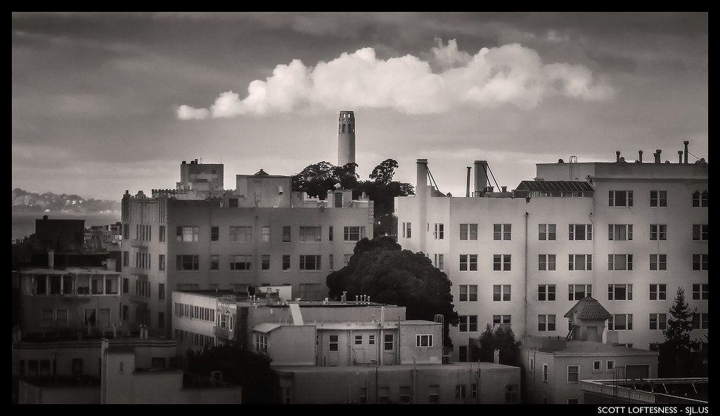 The City - San Francisco - 2012