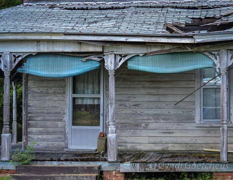 wabi sabi porch
