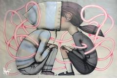 Paris Live Painting - Seth