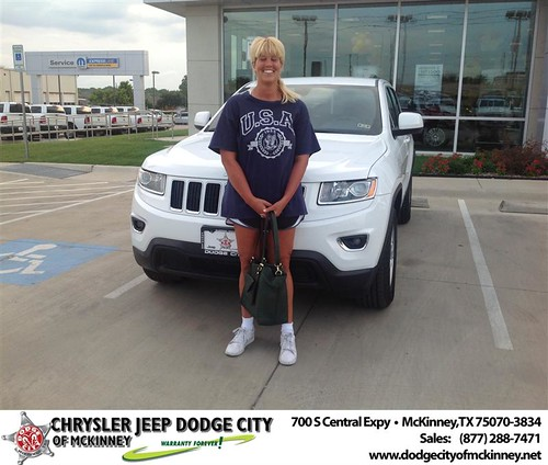 Happy Birthday to Amy Bragg from Brent Villarreal and everyone at Dodge City of McKinney! #BDay by Dodge City McKinney Texas
