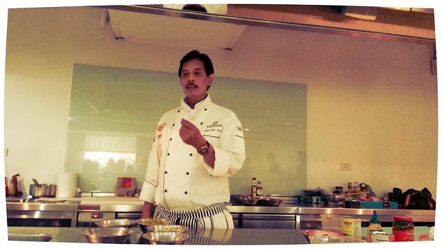 Chef Ojie Reloj