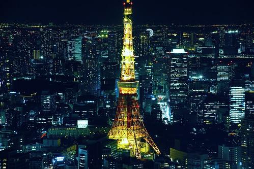 Nocturnal Tokyo - ノクターナル トウキョウ by hidesax
