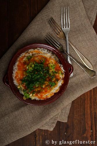 scharfer gebackener Reis by Glasgefluester 3