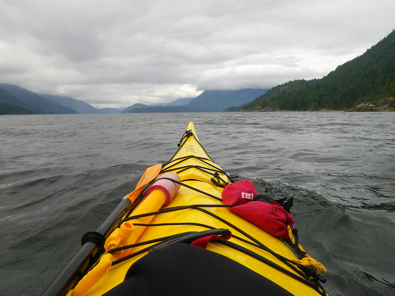 Sechlet Inlet Kayaking