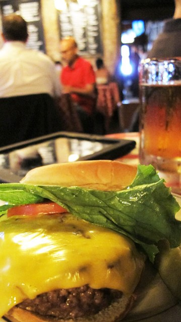 Original American Cheeseburger!