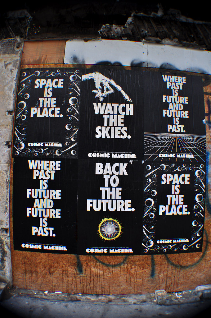 WATCH THE SKIES:BACK TO THE FUTURE