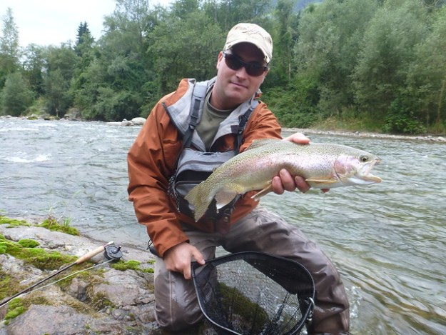 Passer River, Alto Adige Rainbow Trout