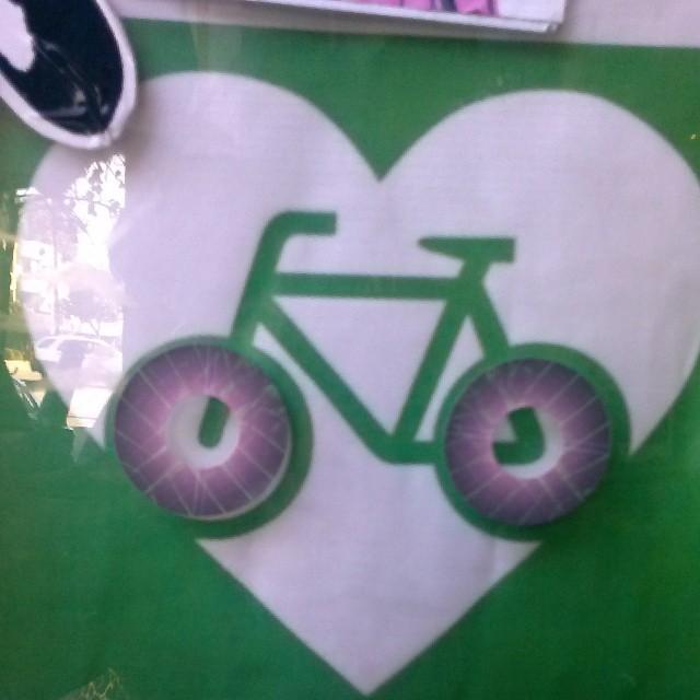 Yes.Feliz 20XIV.  I. Arrival.  #bikeoven