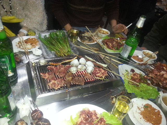 BBQ Dandong Style