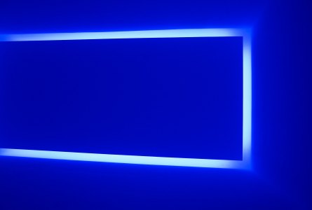 James Turrell - Blue Room