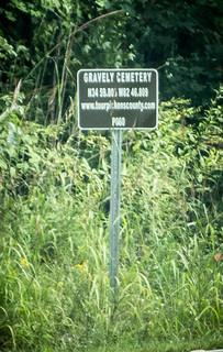 Gravely Cemetery - family name or descriptor?