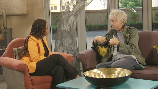 Geldof: Africa Needs Aid, Debt Cancellation, Western And Chinese Investment, And Mobile Phones