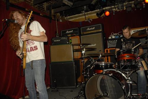 Thrain at the Velvet Lounge