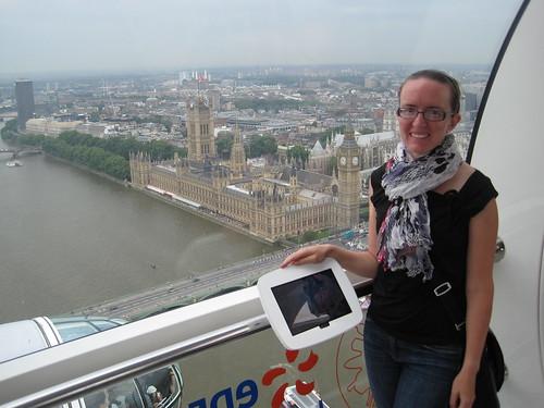 15 August, 2012 - London Eye