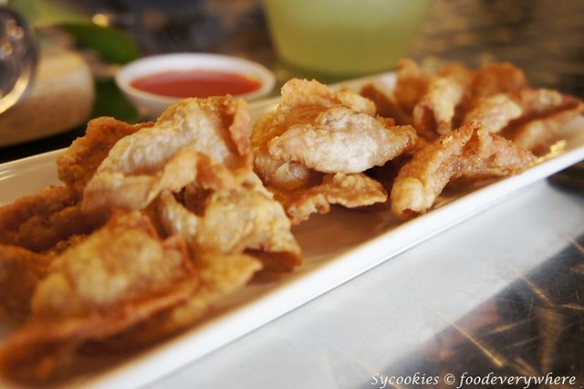 7.deep fried chicken skins RM 12 @i'm spicy (12)