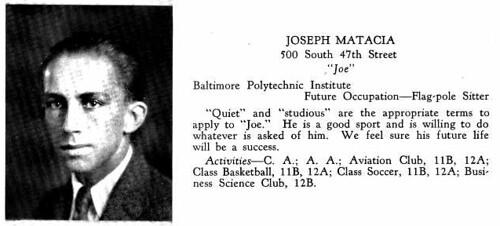 Joseph Matacia
