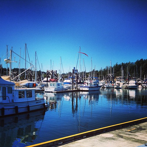 Friday Harbor WA by @MySoDotCom
