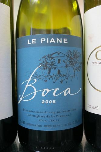 Le Piane Boca DOC 2008