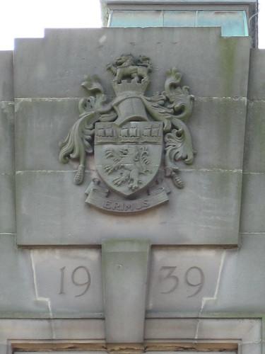 Middlesbrough Firestation 1939