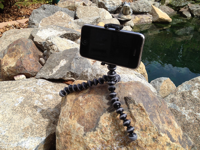 Grip Tight GorillaPod Stand 2