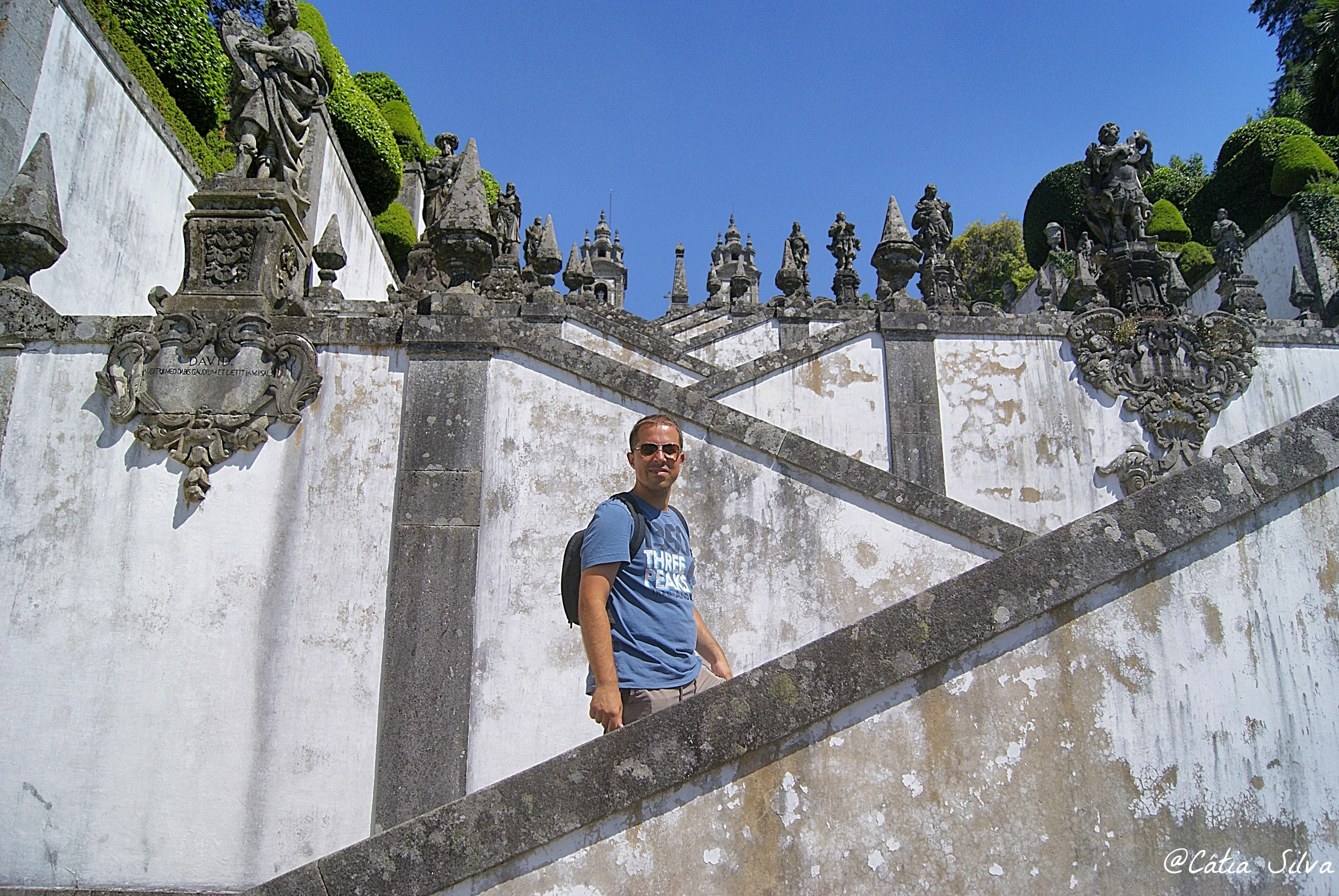 Santuário do Bom Jesus do Monte - Braga - Portugal (14)