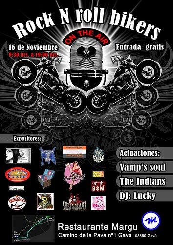 Rock N Roll Bikers - Gava