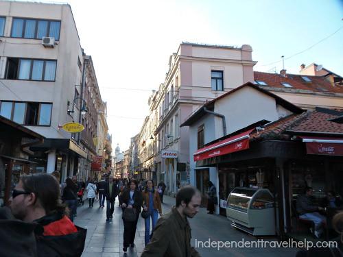 Ferhadija Street