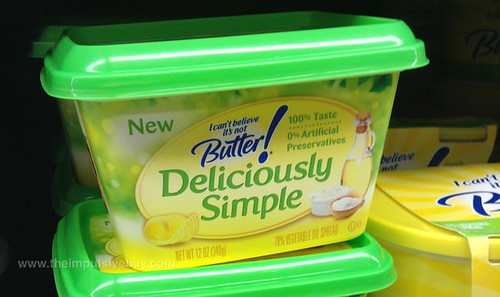 I Can't Believe It's Not Butter Deliciously Simple