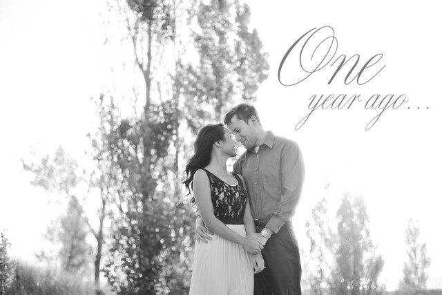 One Year Ago (Thomas & Charmaine, Engagement Photos)