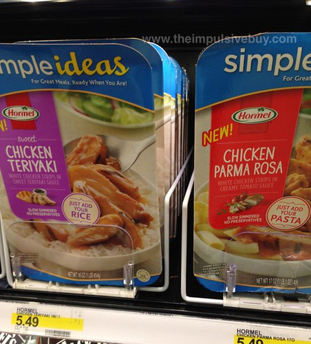 Hormel Simple Ideas