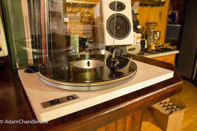 U-Turn Audio Orbit Turntable
