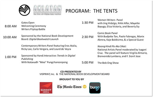 Program Tents