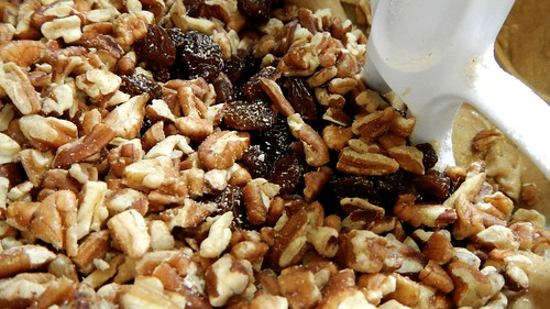 Coffee Raisin Nut Bars 9