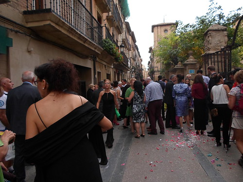 A wedding in Viana