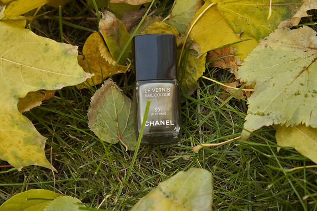 07 Chanel Alchimie swatches