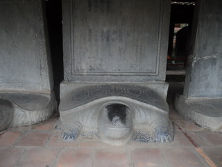 Turtle at Temple of Literature