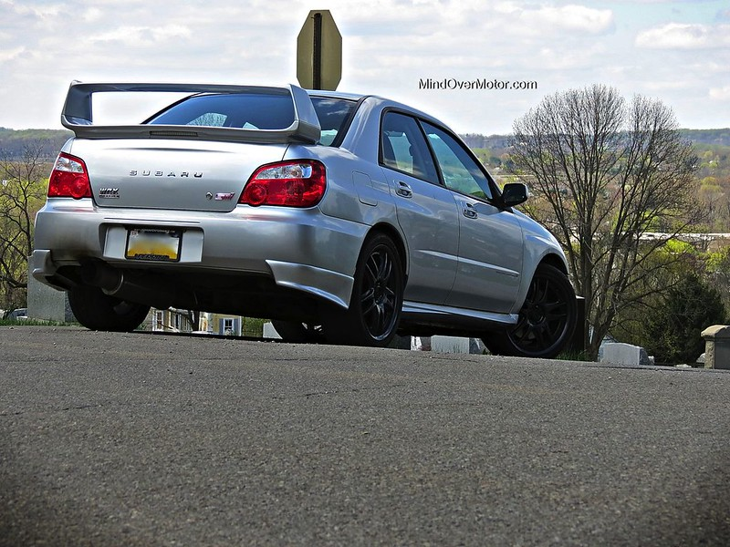Subaru WRX STi reviewed by Mind Over Motor