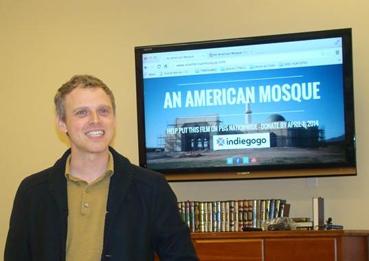 David Washburn presents An American Mosque.