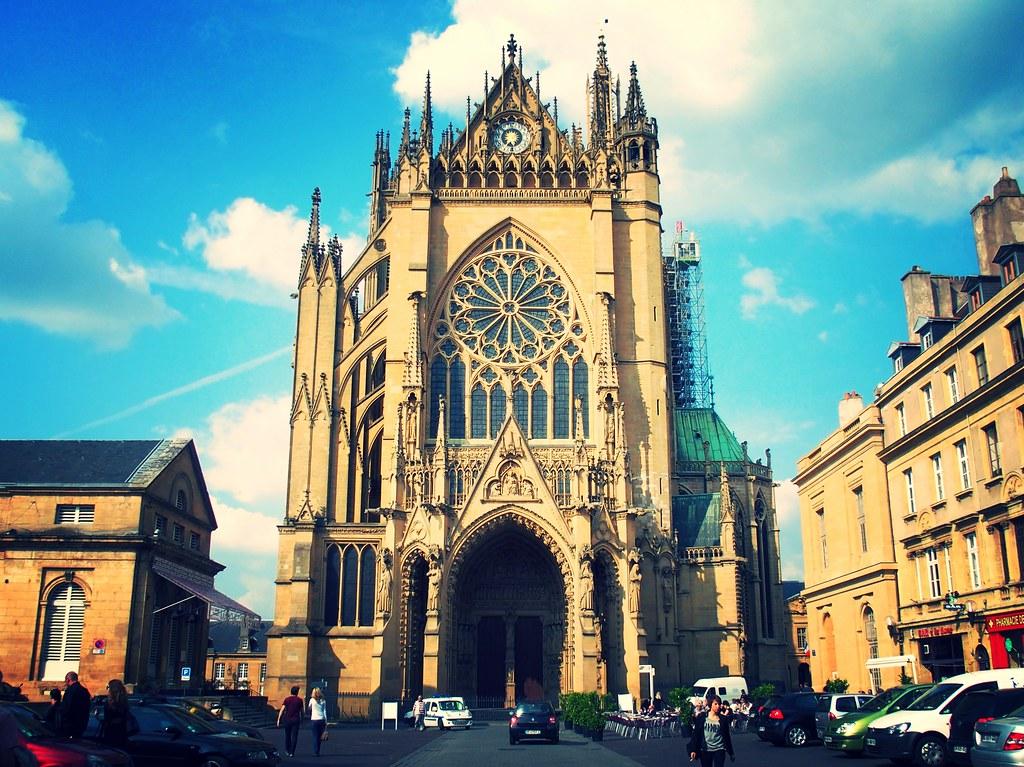 Cathédrale Saint-Étienne de Metz - CB140076