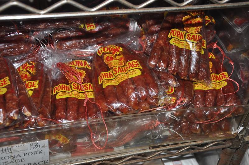 Corona Pork Sausage