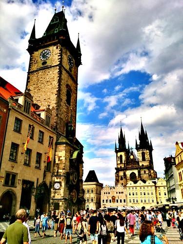 Mis 15 capitales favoritas de Europa - Praga