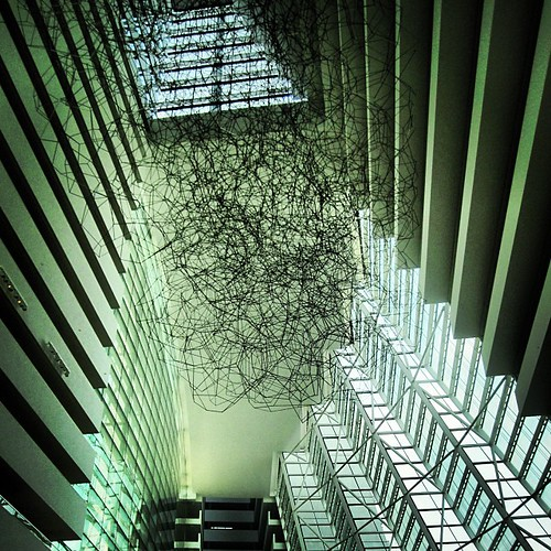 Atrium at Marina Bay Sands #singapore by @MySoDotCom