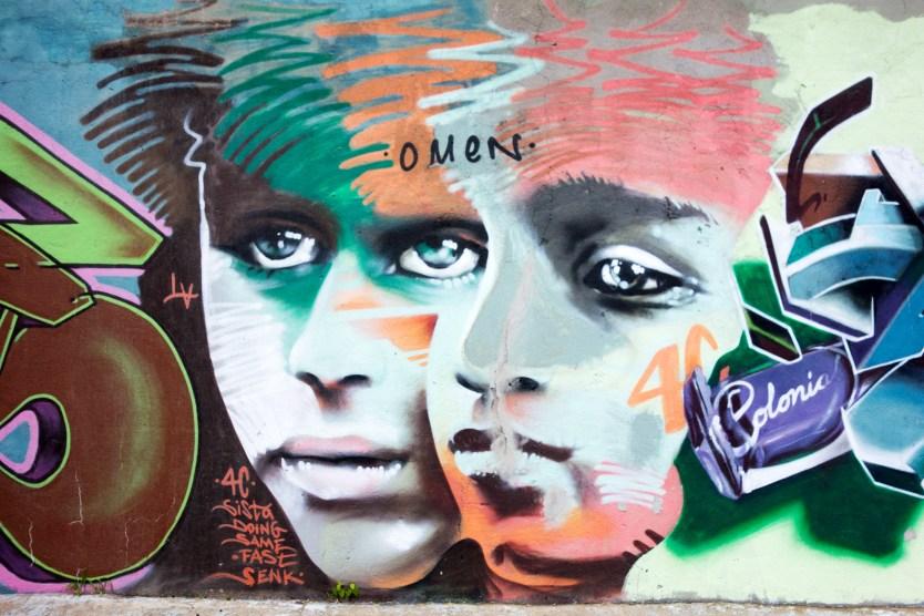 Omen - Mural