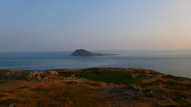 Lleyn Peninsula, Mynydd Mawr, Bardsey Island