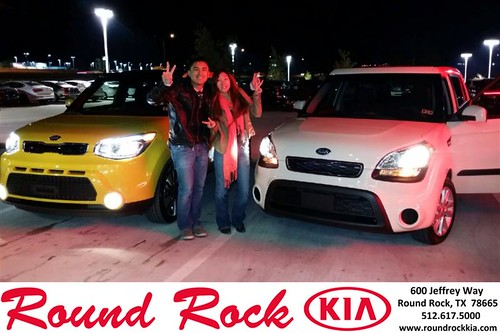 Thank you to Danbi Heo on your new 2013 #Kia #Soul from Marissa Garza and everyone at Round Rock Kia! #LoveMyNewCar by RoundRockKia