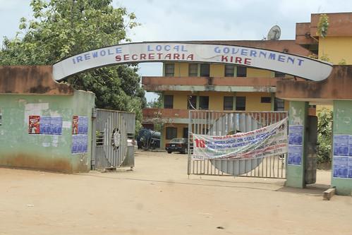 Irewole Local Government Secretariat Ikiri by Jujufilms